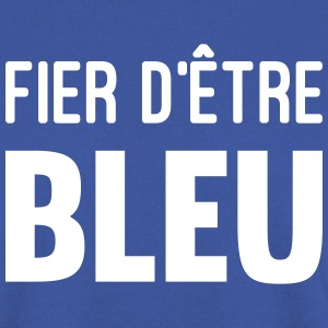 fier d'etre bleu Sweat-shirts - Sweat-shirt Homme