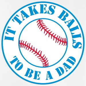 it takes balls to be a DAD Baseball Sports wear - Men's Breathable Tank Top
