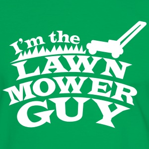 I'm the Lawn mower guy T-Shirts - Men's Ringer Shirt