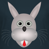 Motif ~ Tête de lapin