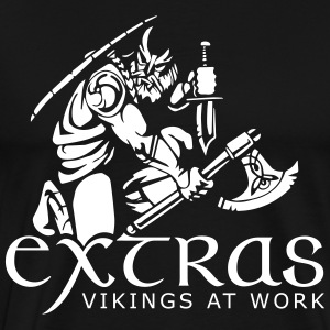 Legend_-_Vikings1 - Men's Premium T-Shirt