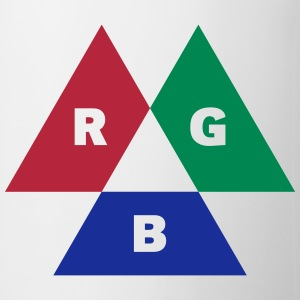 RGB Mode (Red - Green - Blue) Mugs & Drinkware - Mug