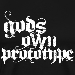 Gods Own Prototype - white - Men's Premium T-Shirt