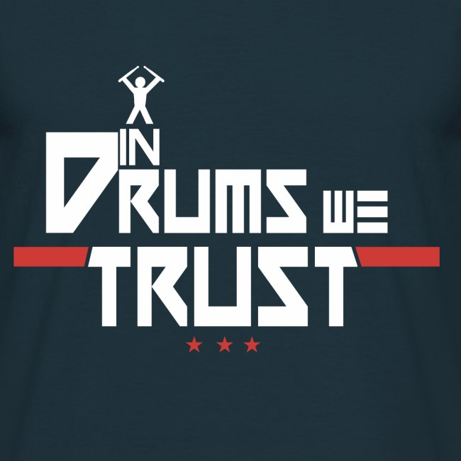 In drums we trust
