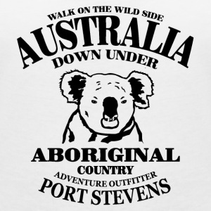 Koala - Australia T-Shirts - Women's V-Neck T-Shirt
