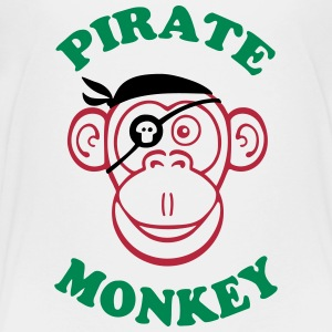 Pirate Monkey - T-shirt Premium Enfant