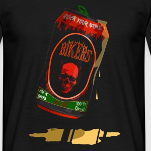 Devil's Can T-Shirts - Männer T-Shirt