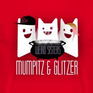Motiv ~ Weird Sisters Shirt variante