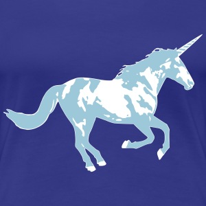 Einhorn Fabelwesen Unicorn Dream Phantasie T-Shirts - Frauen Premium T-Shirt