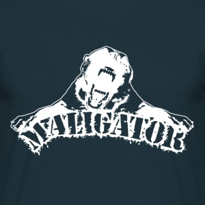 Belgian Malinois - Maligator - Men's T-Shirt