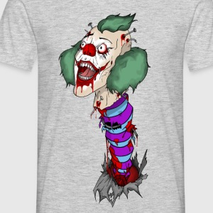 Clown démoniaque - T-shirt Homme