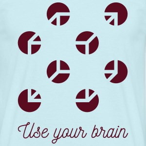 Use your brain Tee shirts - T-shirt Homme