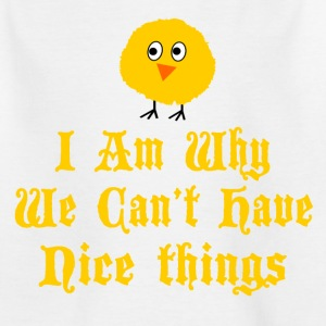 Nice Things - Kids' T-Shirt