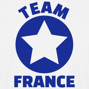 Team france Tee shirts - T-shirt Homme