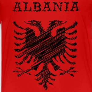 Albania - Teenage Premium T-Shirt