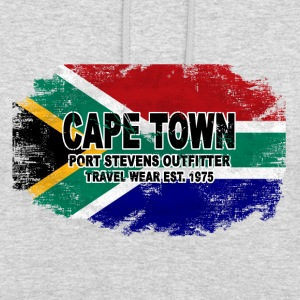 Cape Town - South Africa - Vintage Flag Pullover & Hoodies - Unisex Hoodie