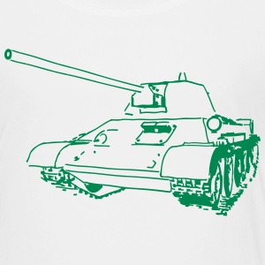 T-34 - Teenager Premium T-Shirt
