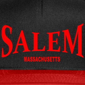 Salem Massachusetts – rot - Snapback Cap
