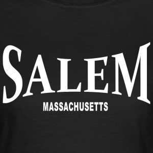 Salem Massachusetts – weiß - Frauen T-Shirt