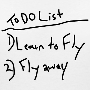 To do List T-Shirts - Frauen T-Shirt mit V-Ausschnitt