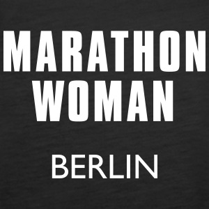 Marathon Woman Berlin - Women's Premium Tank Top