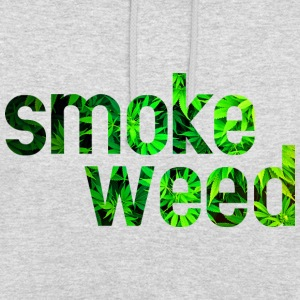 smoke weed Sweat-shirts - Sweat-shirt à capuche unisexe