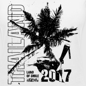 Thailand 2017 T-Shirts - Women's V-Neck T-Shirt