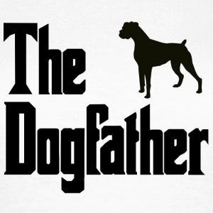The Dog Father - Boxer - Women's T-Shirt