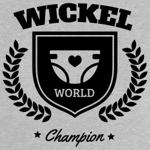 Wickel World Champion Babytröjor - Baby-T-shirt