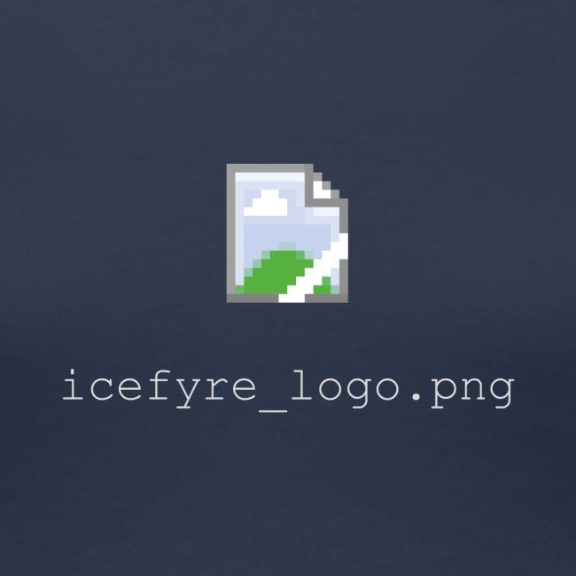 "Icefyre T-Shirt ""Broken Image"""