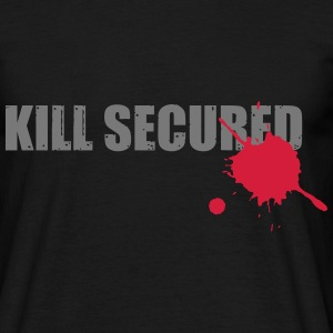 Kill Secured Tee - Men's T-Shirt