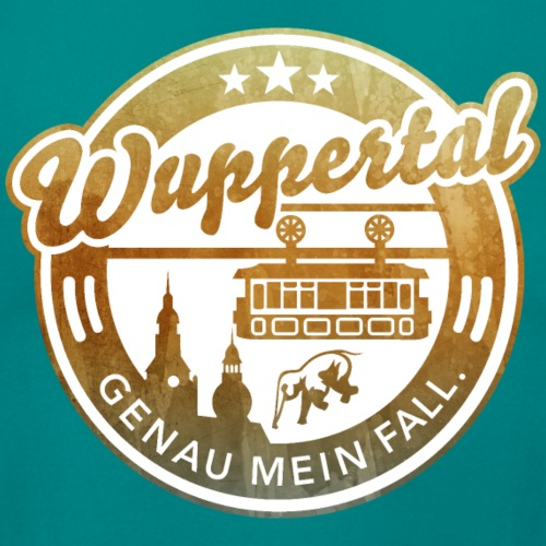Wuppertal, distressed