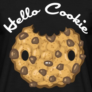 Hello cookie - Men's T-Shirt