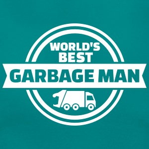 Best garbage man T-Shirts - Frauen T-Shirt