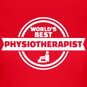 Physiotherapist T-Shirts - Frauen T-Shirt