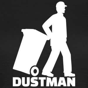 Dustman T-Shirts - Frauen T-Shirt