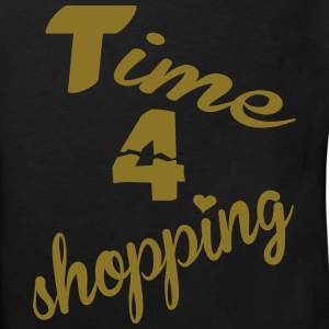 Time 4 shopping T-Shirts - Kinder Bio-T-Shirt