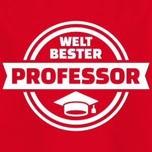Professor T-Shirts - Kinder T-Shirt