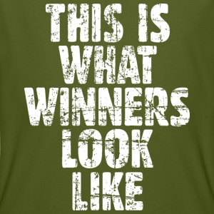This is what winners look like T-Shirts - Männer Bio-T-Shirt