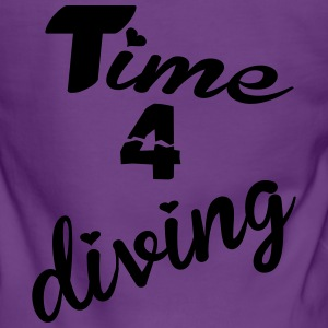 Time 4 diving Pullover & Hoodies - Frauen Premium Kapuzenjacke