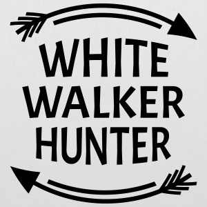 White walker hunter Bags & Backpacks - Tote Bag