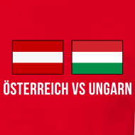 Match-Shirt Österreich vs Ungarn, Bordeaux, 14.06.2016