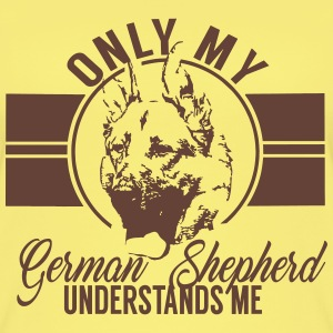 Only my German Shepherd Tops - Women's Organic Tank Top