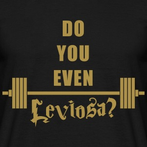 Do you even Leviosa? T-shirts - Herre-T-shirt