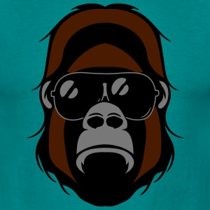 Gorilla agro head sunglasses T-Shirts - Men's T-Shirt