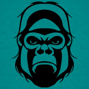Gorilla agro head T-Shirts - Men's T-Shirt