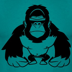 Gorilla agro cool sunglasses T-Shirts - Men's T-Shirt