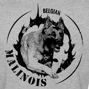 Belgian Malinois - Men's Sweatshirt