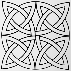 Celtic knot irish scottish - Mug