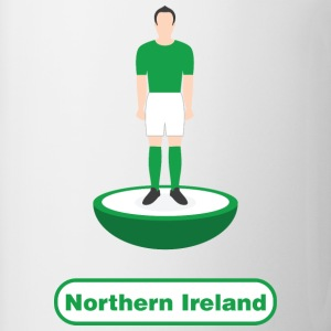Northern Ireland football - Mugs - Mug